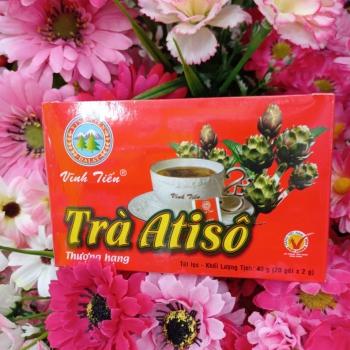 High quality artichoke tea 20 box filter bag