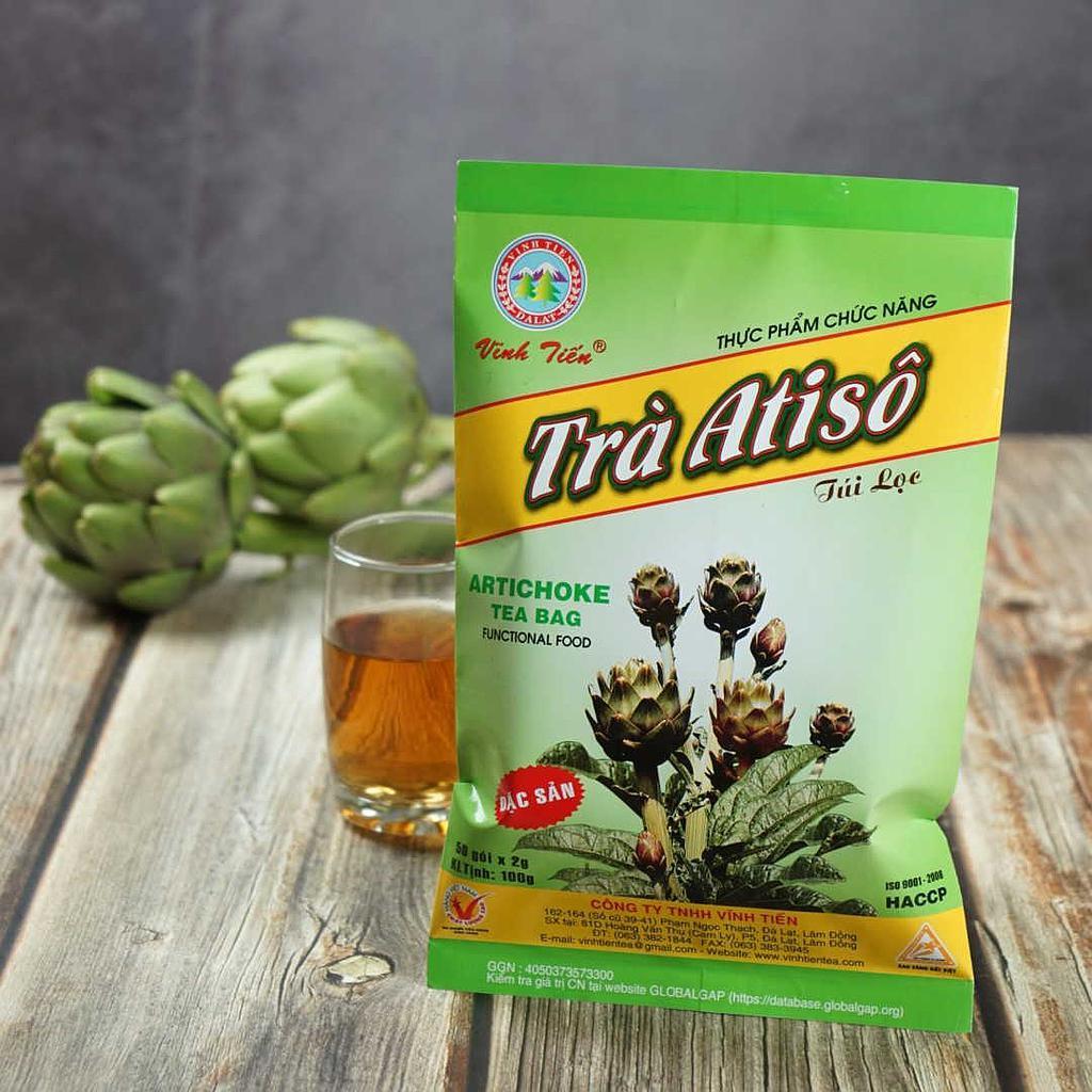 Specialty artichoke tea bag 50 bags