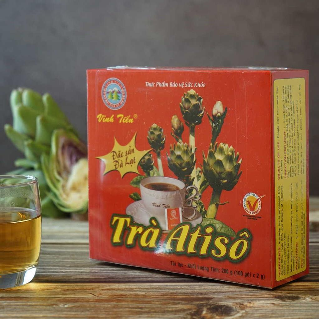 Artichoke tea specialty 100 box filter bag