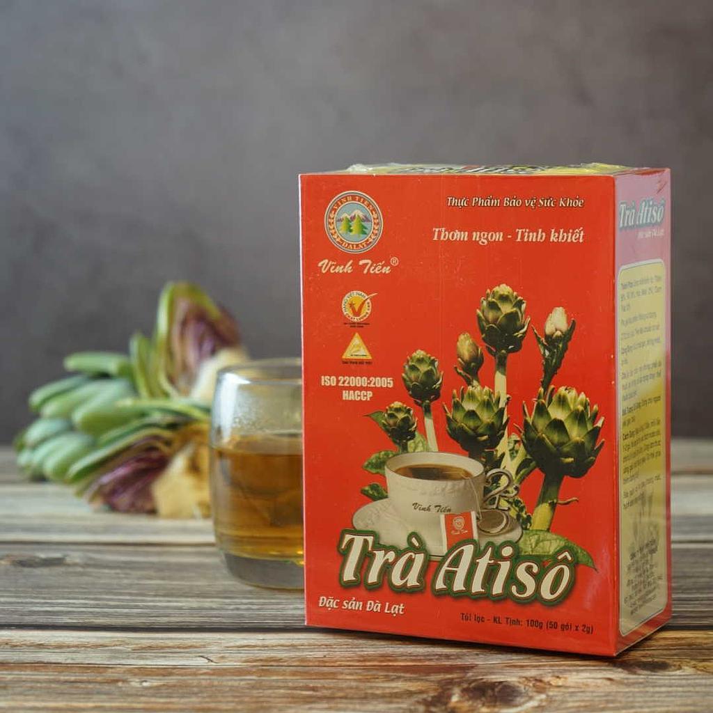 Artichoke tea specialty 50 box filter bag
