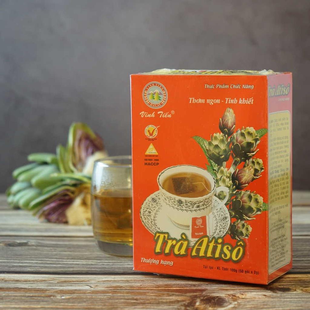 High quality artichoke tea 50 box filter bag