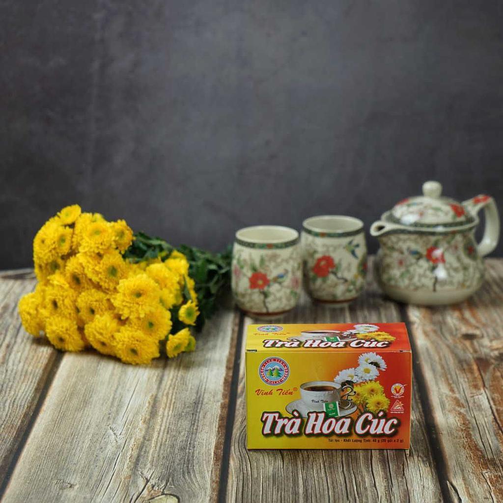 Chrysanthemum tea, filter bag 20