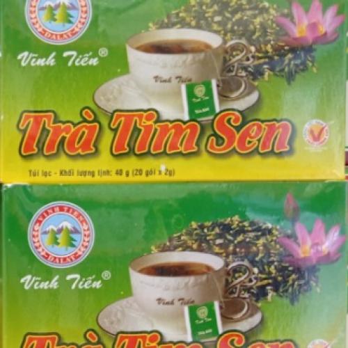 Lotus heart tea bag filter box 20