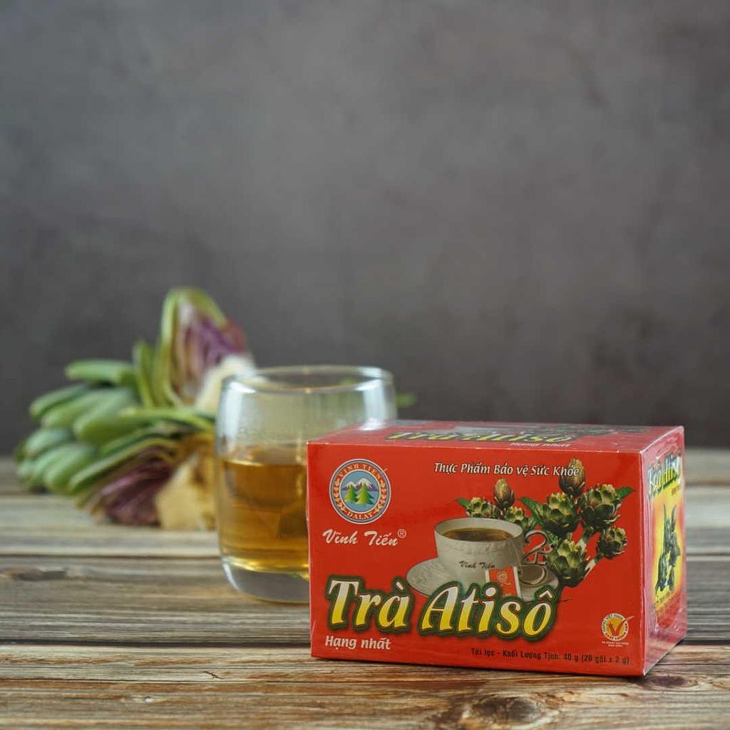 Artichoke tea first class filter bag 20